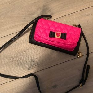 betsy johnson purse (BNWOT)
